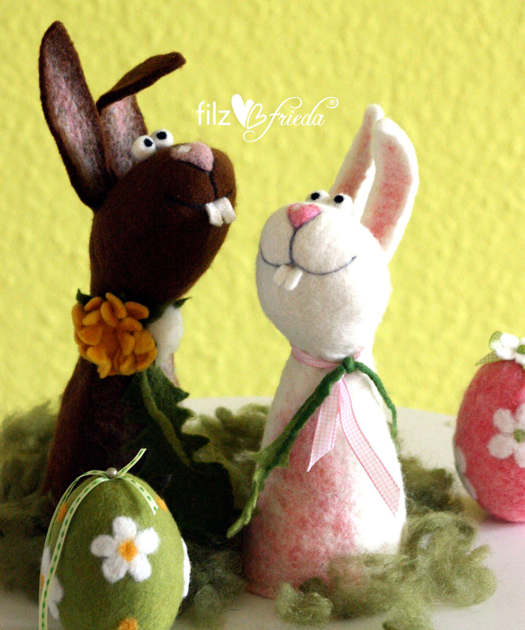 Filzen für Ostern IV … ausgebucht!