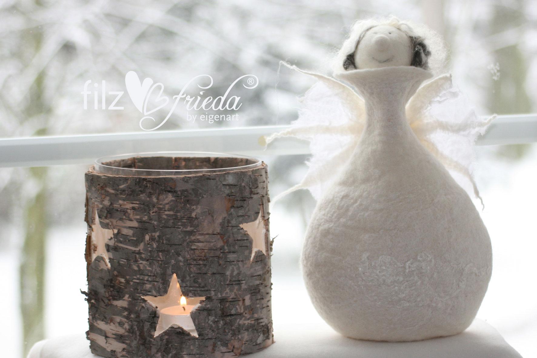 Filzen für den Advent IV … ausgebucht!