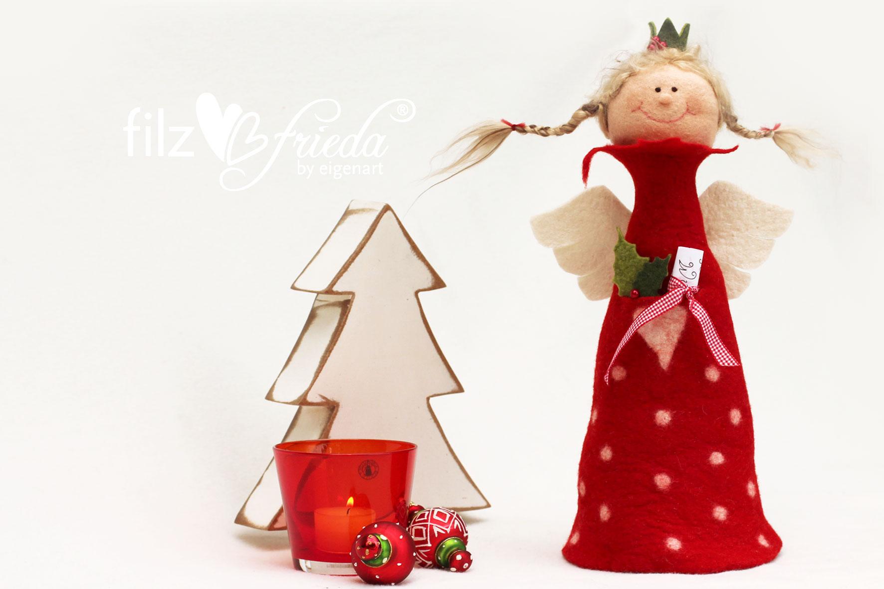 Engel, Rentiere und Weihnachtliches … ausgebucht!
