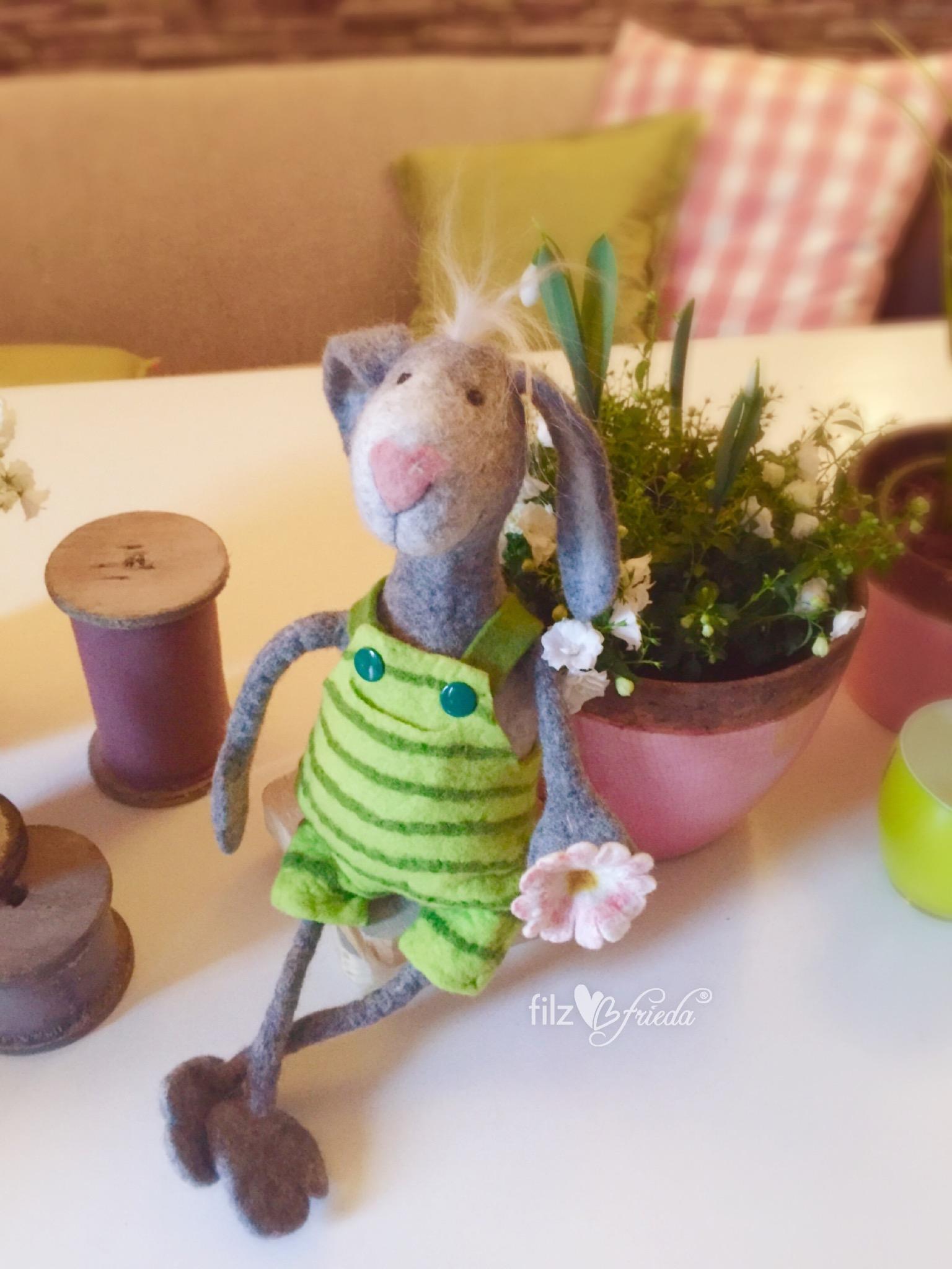 Filzfun im Februar: Hyggelige Ostern  … ausgebucht!