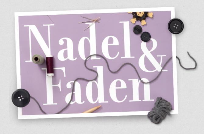 on tour: Nadel & Faden 23. Messe für Textile Kunst und Handarbeit