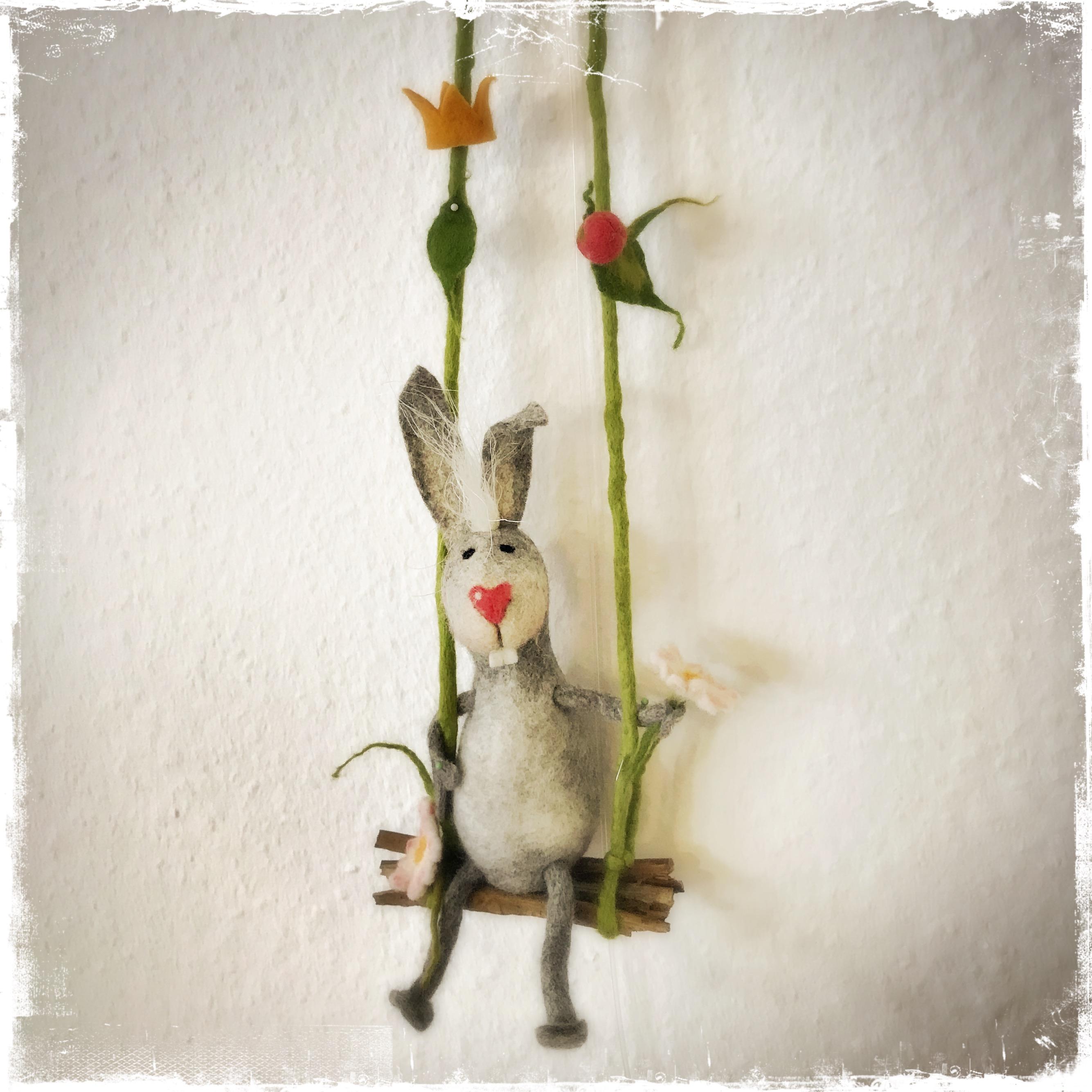 Filzen für Ostern I … Plätze frei!